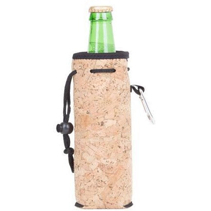 queork cork bottle koozie