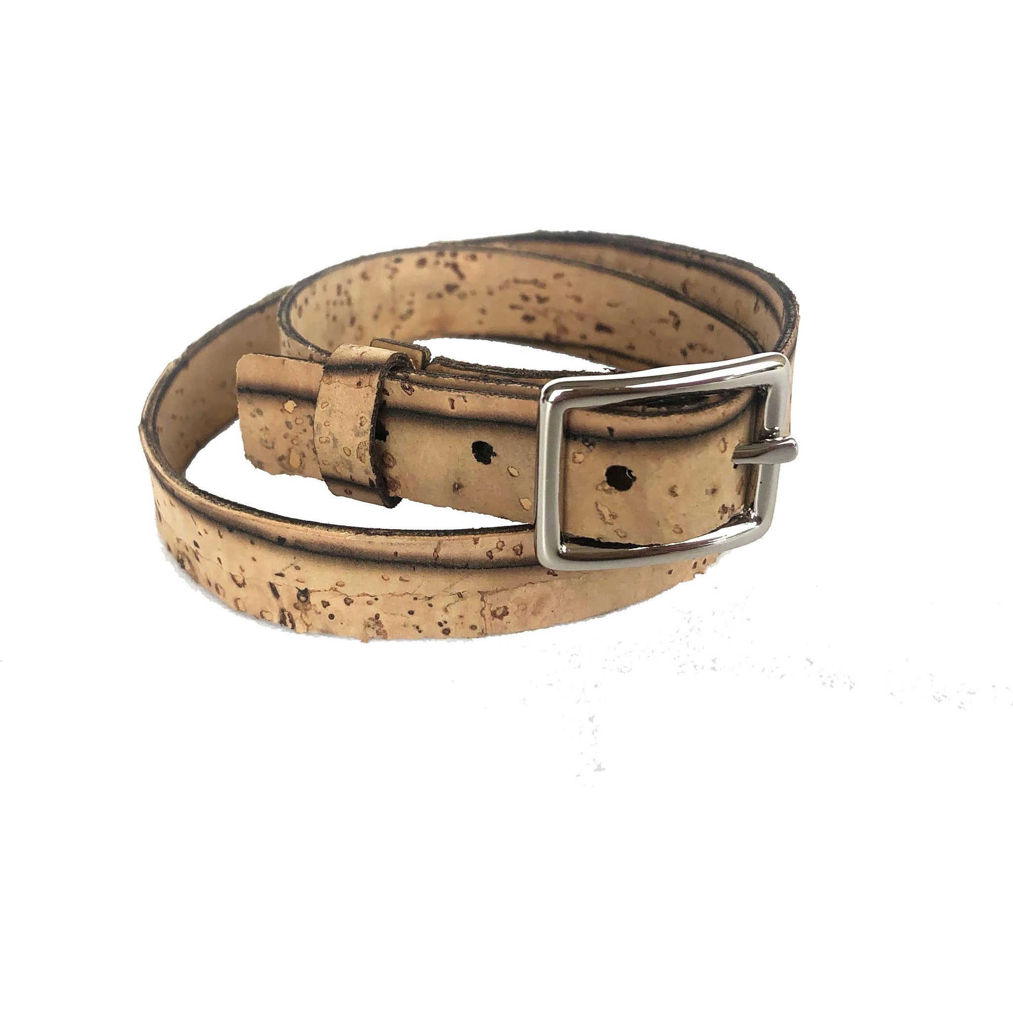 Buckled Double Bracelet