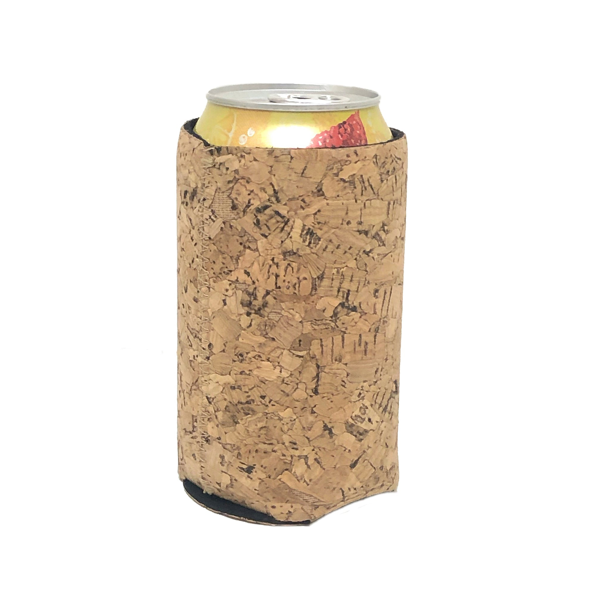 queork cork can koozie