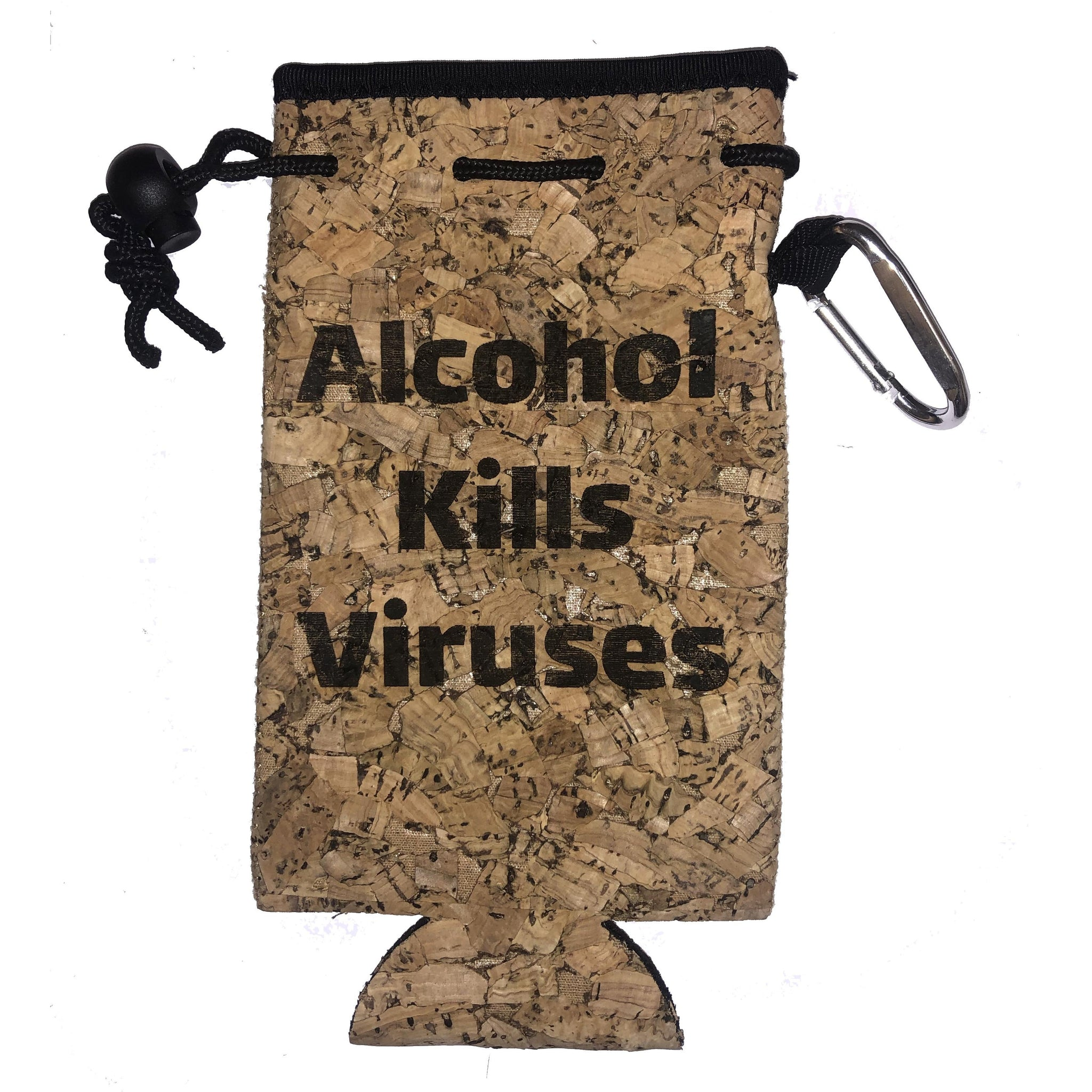 Viruses Bottle Koozie