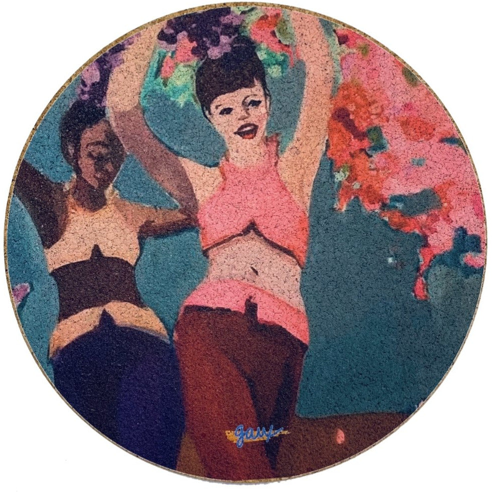 ART TRIVETS & COASTERS