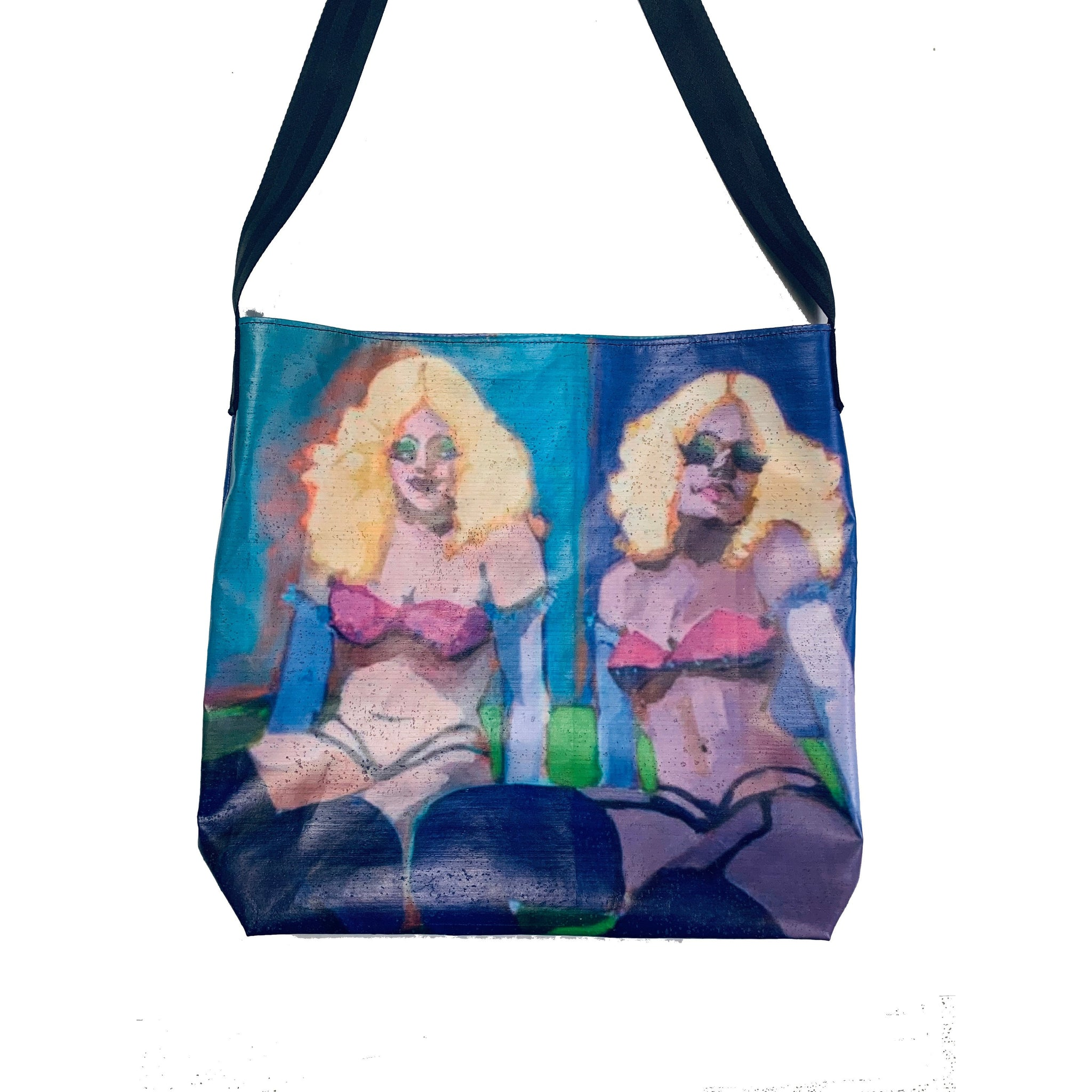 Art Shopper Tote