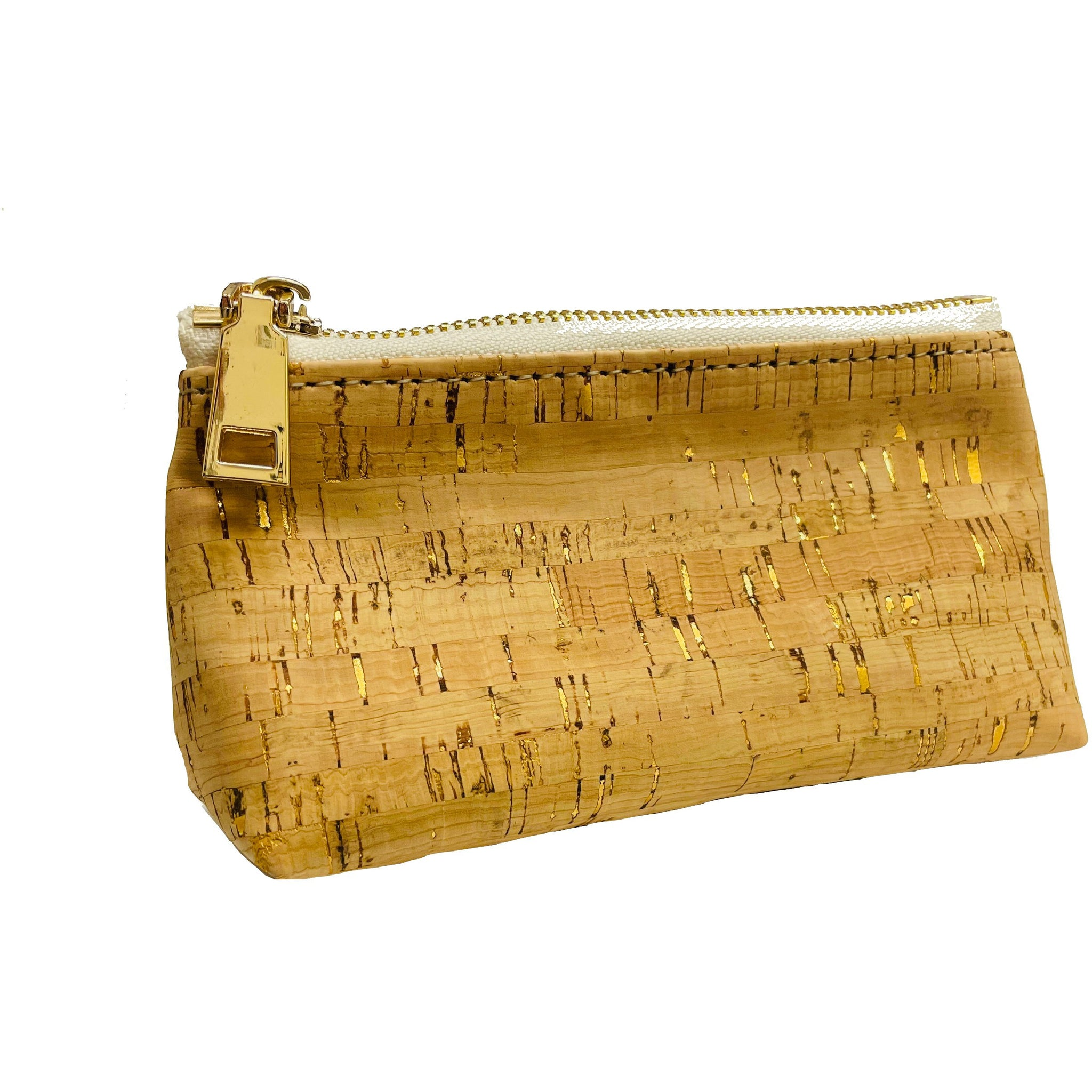 Cork Toiletry Pouch (Small)