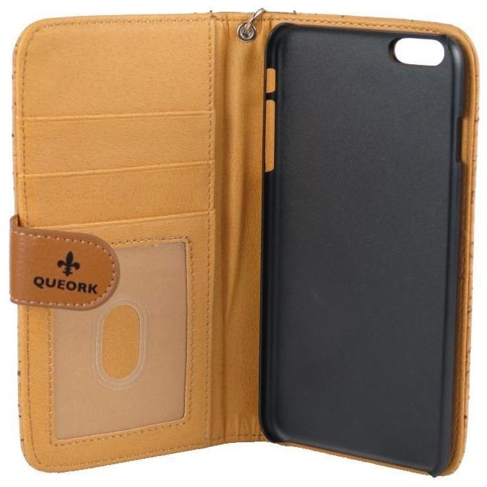6+ iPhone wallet case