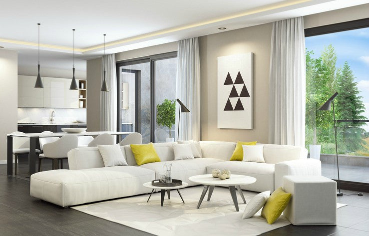 Sectional Sofas Can Now Stay In Place!