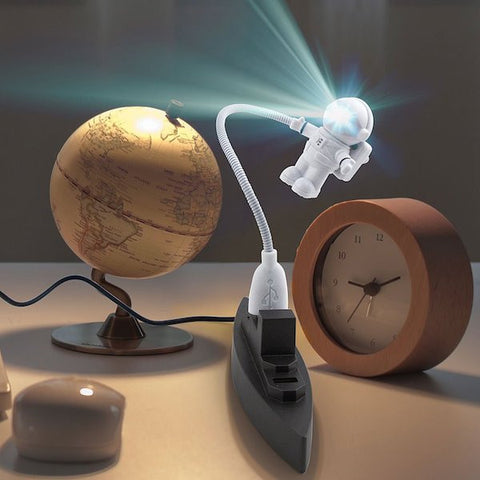 USB Powered Astronaut LED Light