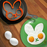 Sunny Side Up Fried Egg Silicone Molds