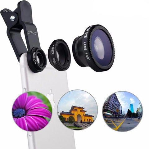 iPhone and Android Camera Lens Kit