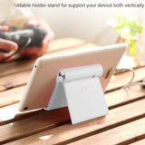 Universal iPhone and Tablet Foldable stand