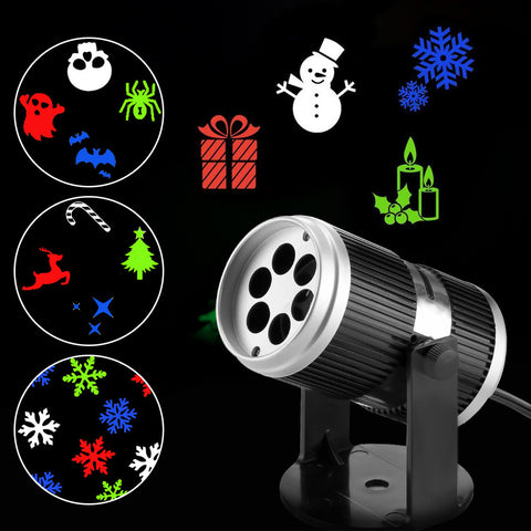 Indoor LED Projector