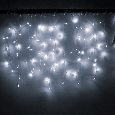 LED Curtain Icing String Lights