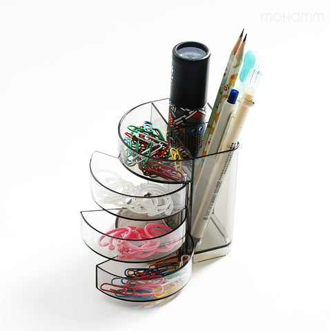 Creative Office Desk Storage Organizer With Drawers Accessories