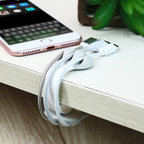 Magnetic Cable Clip Charger