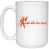 CF Impervious -15 oz. White Mug