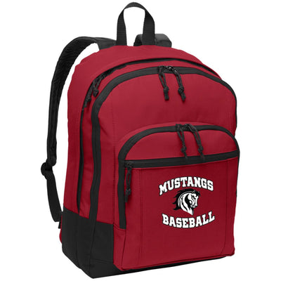 Mustangs BB -Backpack