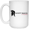 Crossfit Warrior Legion -15 oz. Mug
