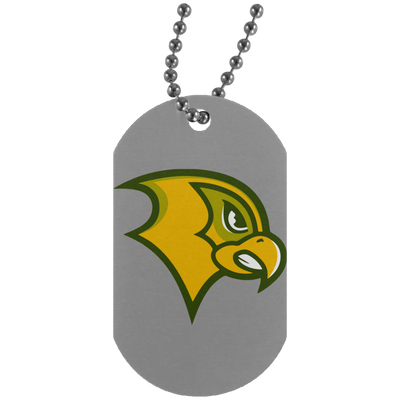 FU Falcon -Dog Tag
