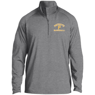3V Patriots -Men's Sport 1/4-Zip Pullover