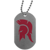 Crossfit Warrior Legion -Dog Tag
