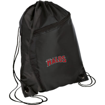 HBNY Halos -Drawstring Backpack