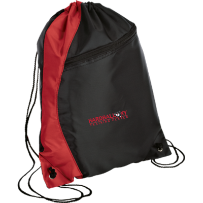 Hardball NY -Drawstring Backpack