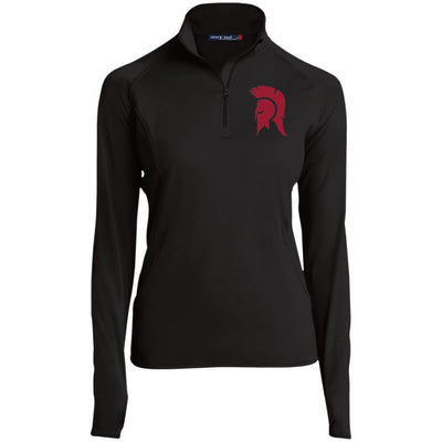Crossfit Warrior Legion -Women's 1/4-Zip Pullover