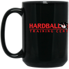 Hardball NY -15 oz Black Coffee Mug