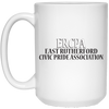 ERCPA -15oz Coffee Mug Colored
