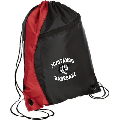 Mustangs BB -Drawstring Bag