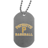 3V Patriots -Dog Tag