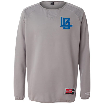 Langan Baseball- Rawlings BP Fleece