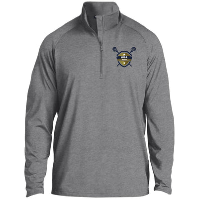NJLA Select -Men's Sport 1/4-Zip Pullover