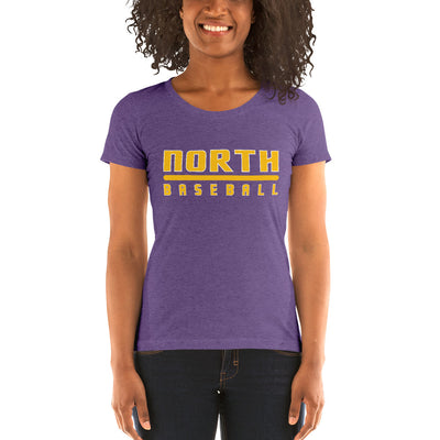 North BB- Women's Tri-Blend Tee