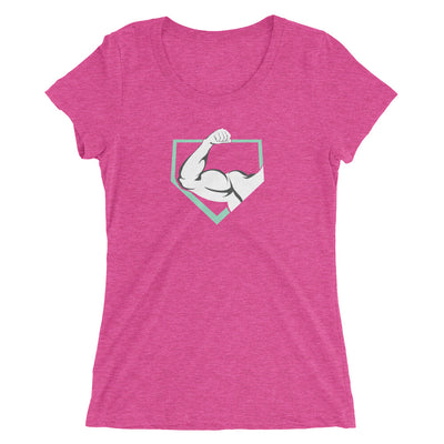 PAP Green- Women's Triblend Tee