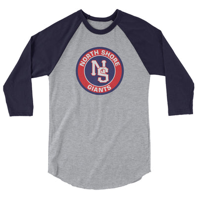 NS GIants -3/4 Sleeve Raglan