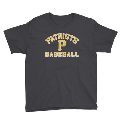 3V Patriots -Boy's Youth Perfect Fit Tee