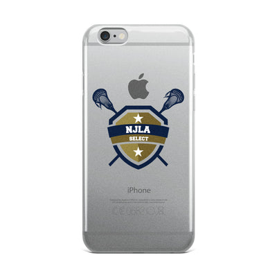 NJLA Select -iPhone Case