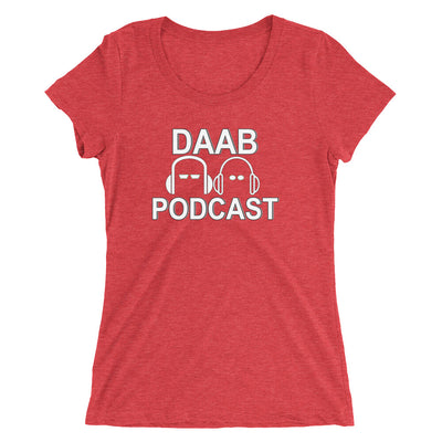 DAAB PC- Women's Tri-Blend Tee
