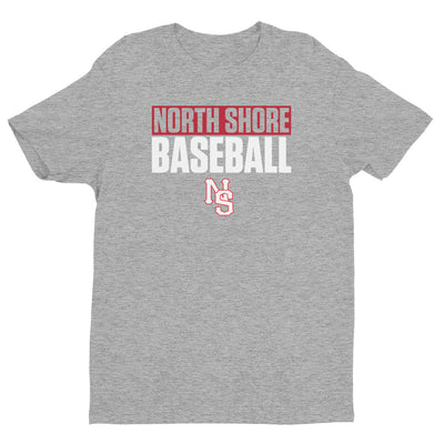 NS Baseball -Men's Perfect Fit Tee