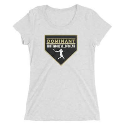DOMINANT HD- Women's Tri-Blend Tee