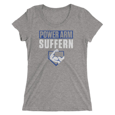 PA Suffern- Women's Tri-Blend Tee