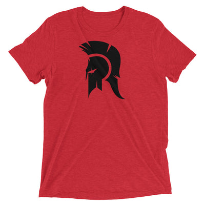 CFWL Blk Warrior -Men's Tri-Blend Tee