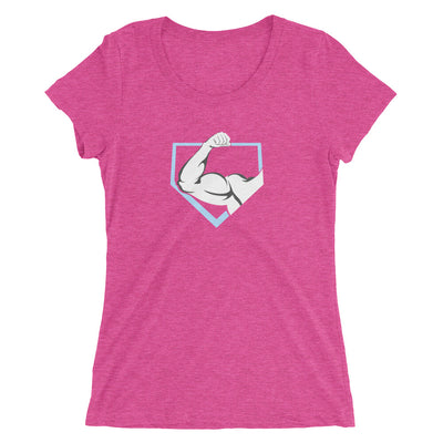 PAP NC Blue- Women's Triblend Tee