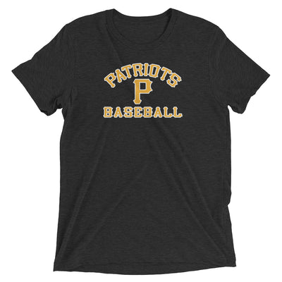 3V Patriots -Men's Tri-Blend Tee