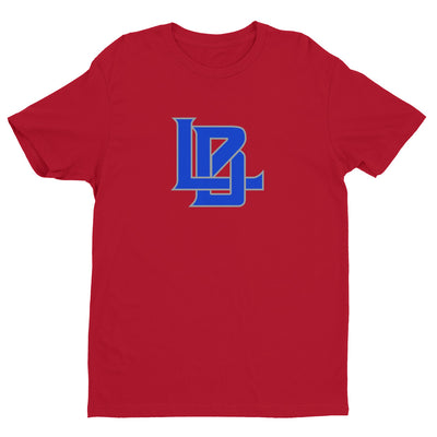 Langan Baseball -Men's Perfect Fit Tee