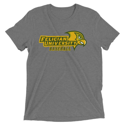 FU Baseball -Men's Triblend