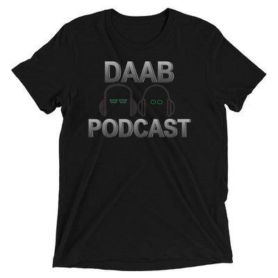 DAAB PC- Men's Tri-Blend Tee
