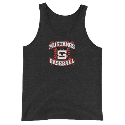 MS Mustangs BB -Men's Tank