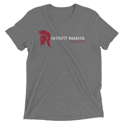 Crossfit Warrior Legion -Men's Tri-Blend Tee