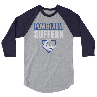 PA Suffern- 3/4 Sleeve Raglan